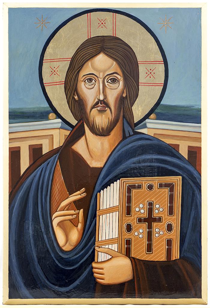 Jezus_Chrystus_Pantokrator_ikona