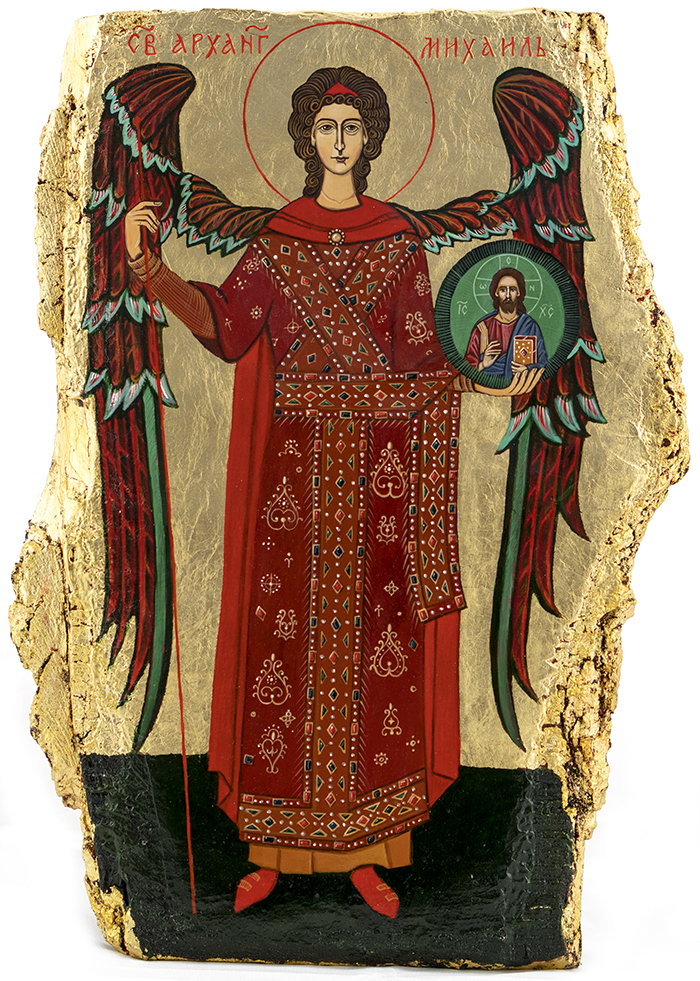 Michal-Archaniol-ikona