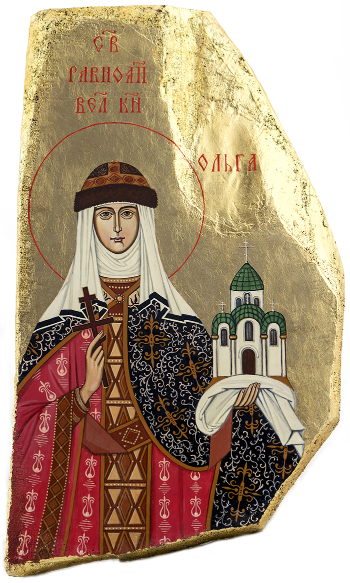 Św-Olga-ikona