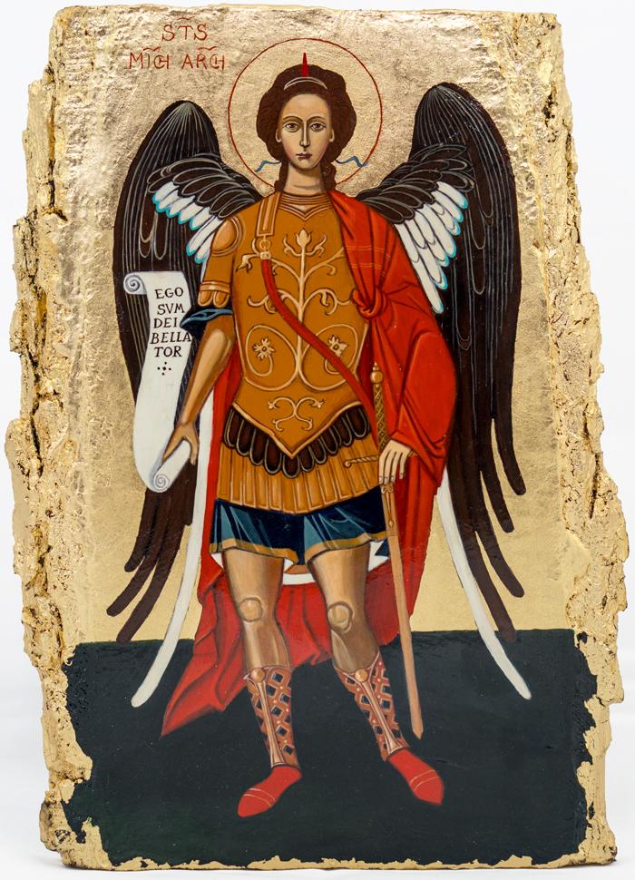 ikona Michal Archaniol