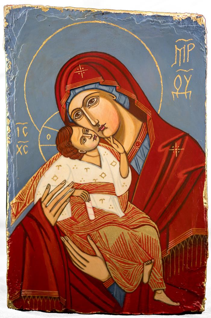 ikona Matka Boża Nieustającej Pomocy