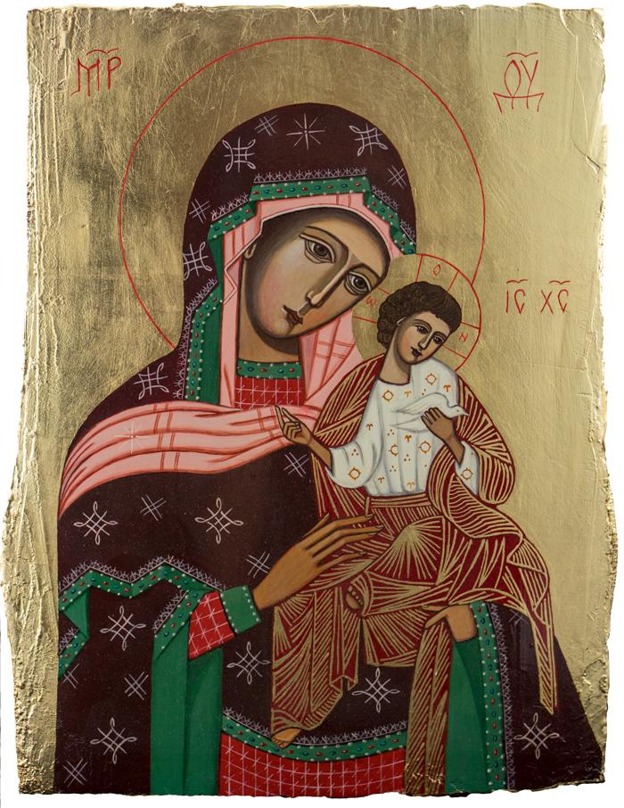 Matka Boża Koniewska