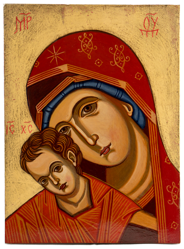 ikona Matka Boża Panagia