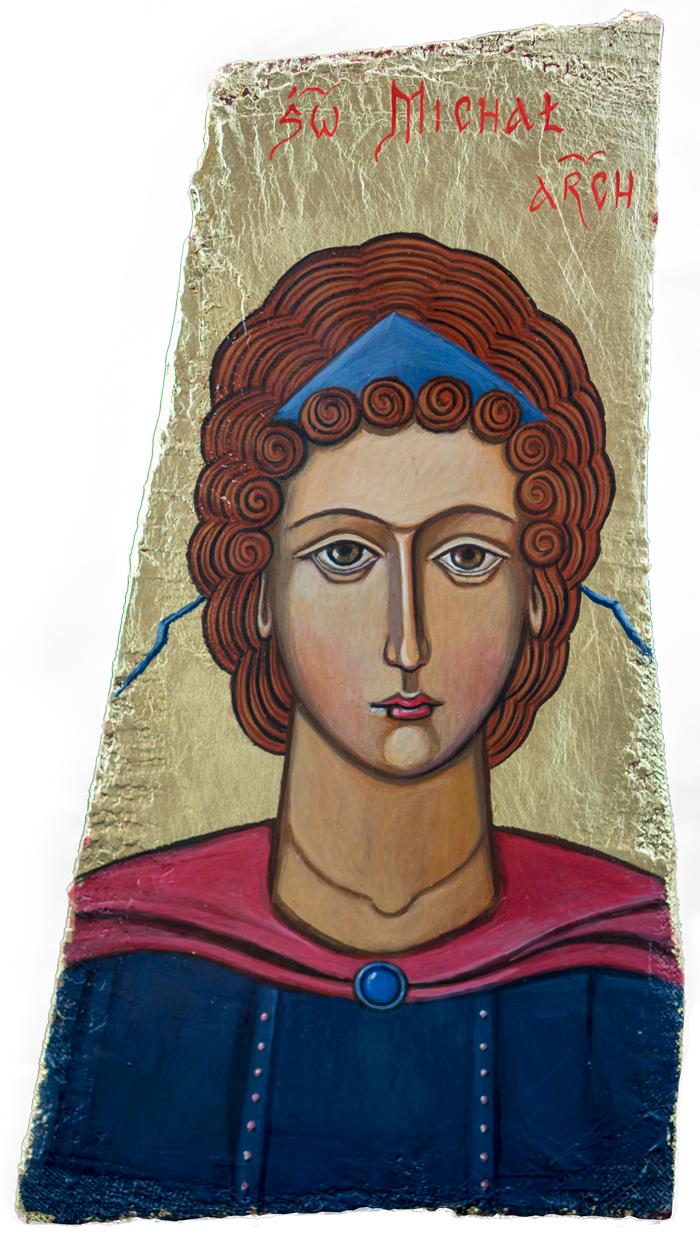 ikona Archanioł