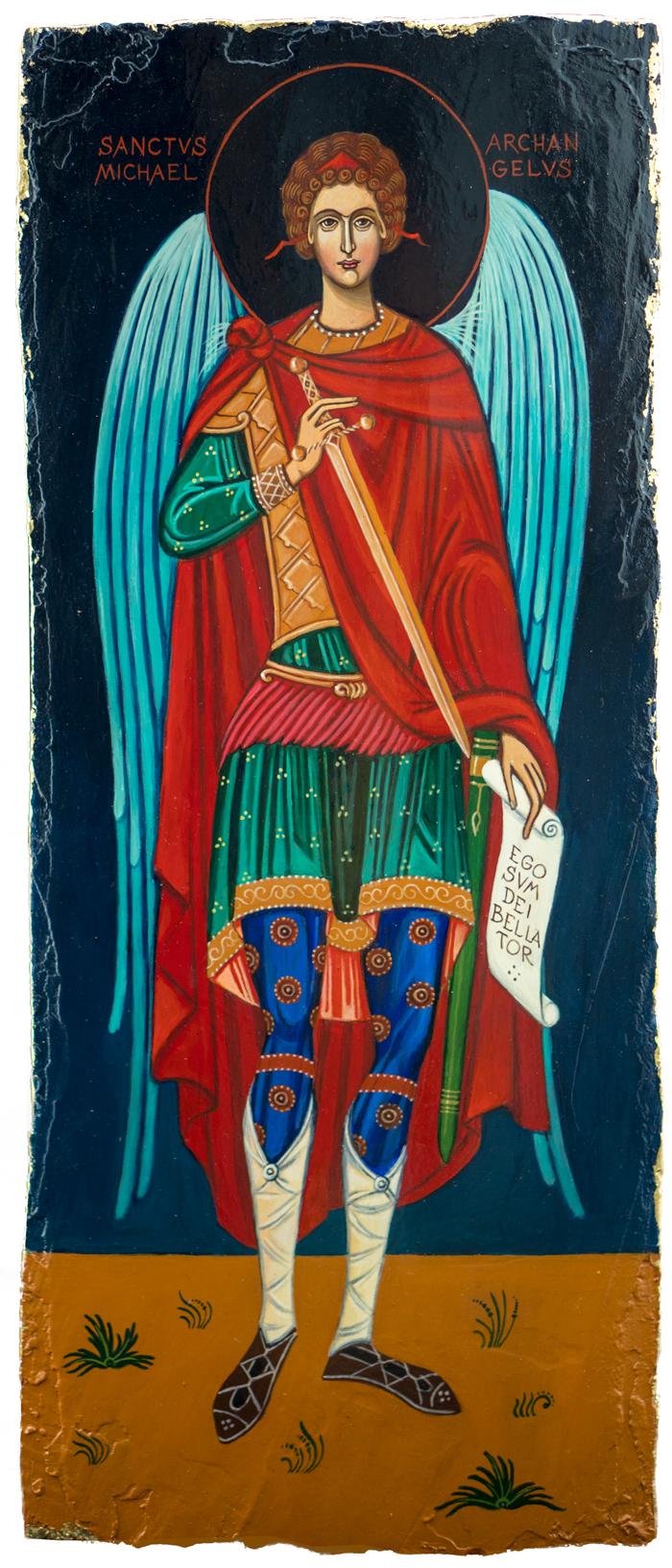 ikona Michał Archanioł