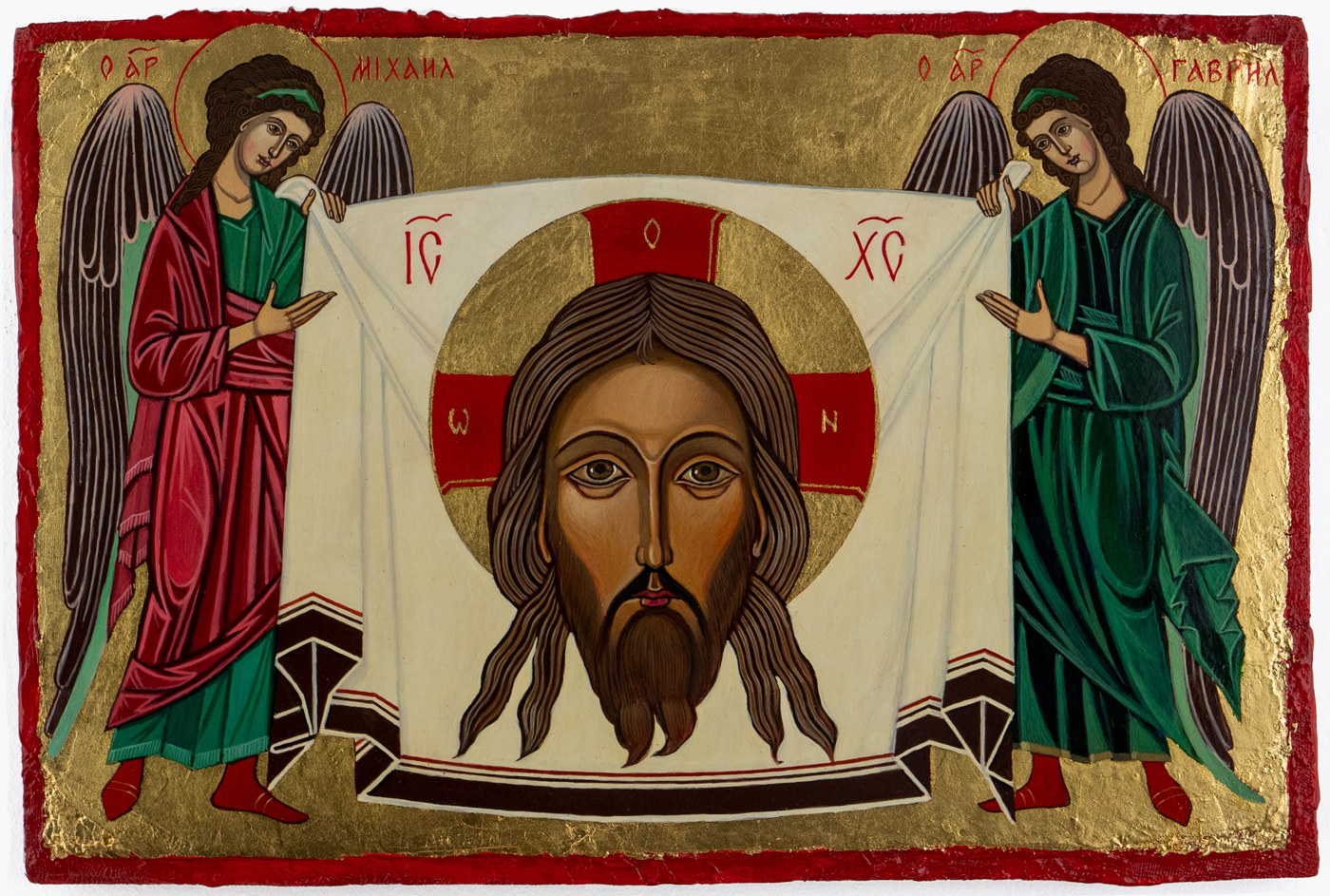 ikona Mandylion