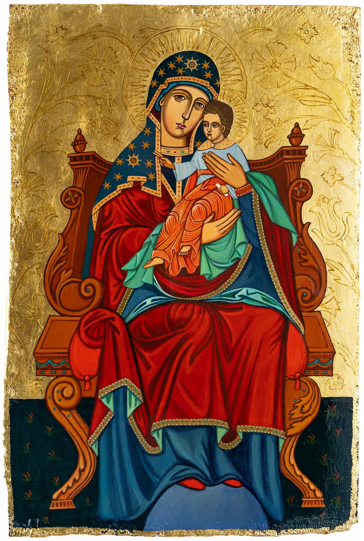 ikona Matka Boża z Sanoka