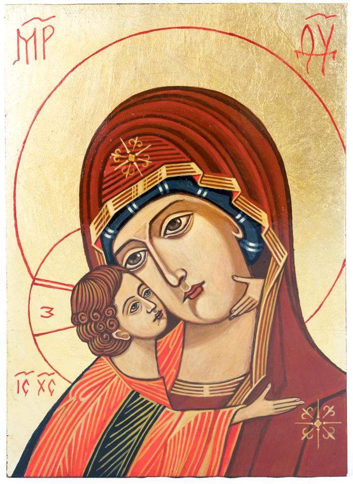 Matka_Boża_Włodzimierska_ikona