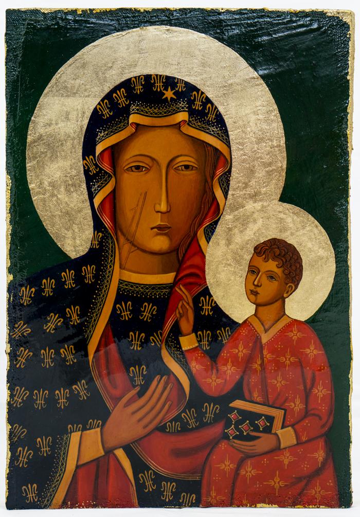 ikona Czestochowska