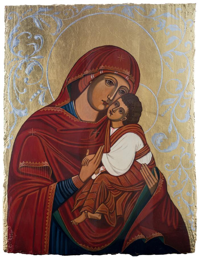 Matka Boża Panagia Giatrissa