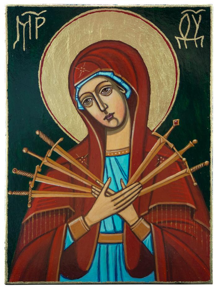 Matka Boża Cierpiąca