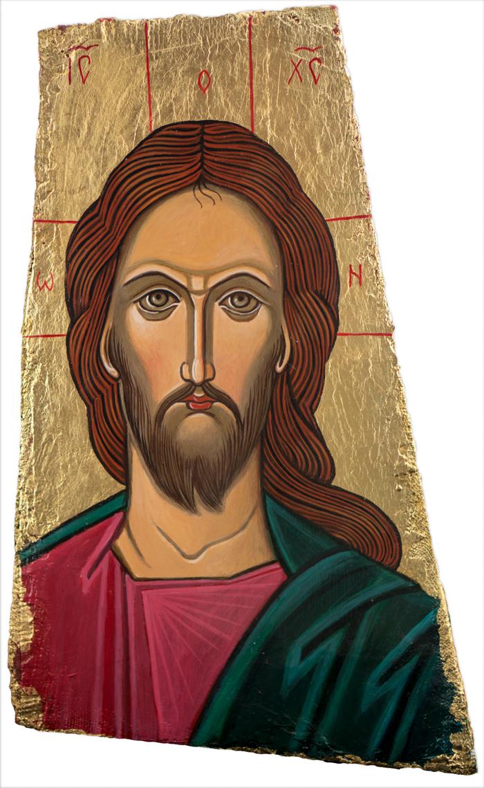ikona Chrystus