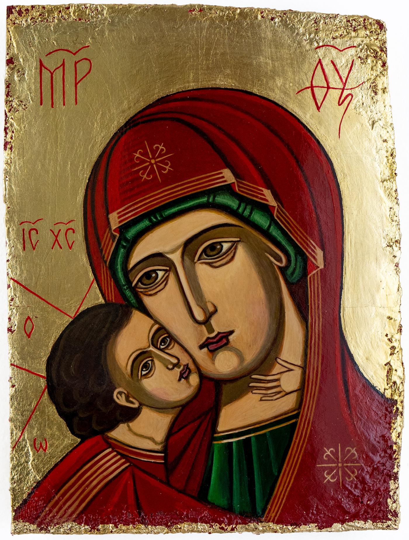 ikona Matki Bożej Czułej