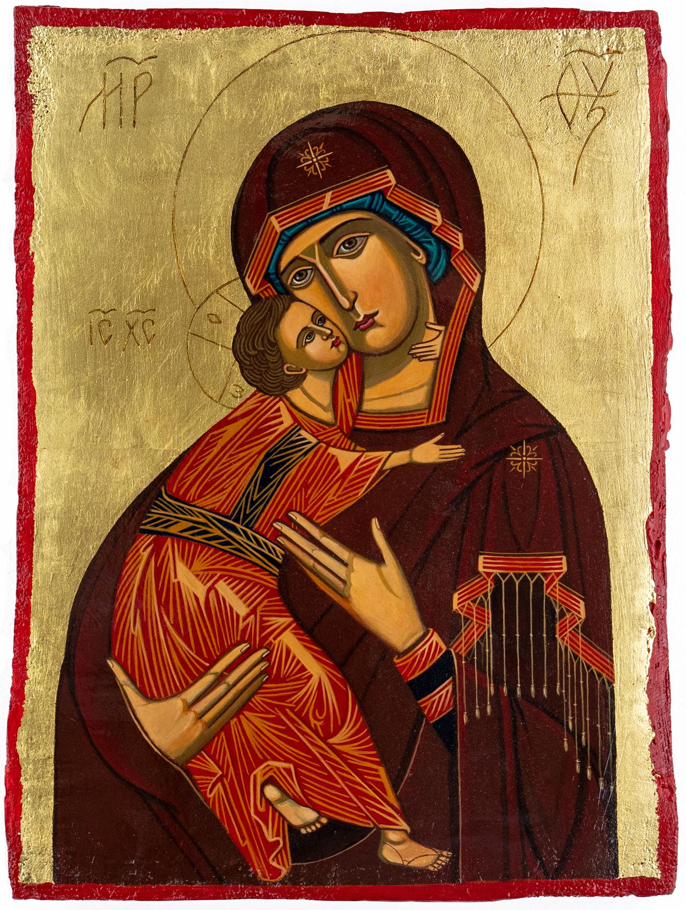 ikona Matka Boża Włodzimierska